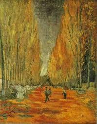 Schlafzimmer In Arles Allee In Arles Vincent Van Gogh