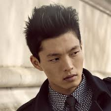asian male side comb hair 9 different hairstyles for asian men satoshi toda