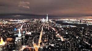 the beautiful night lights of new york city flavorful travels