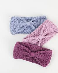 crochet hairband free pattern easy crochet headband croby patterns