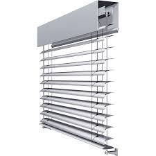 cad and bim object external venetian blind warema