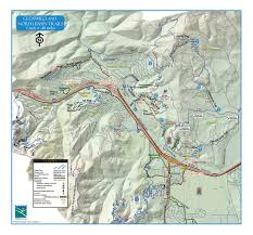 Midway Utah Map by Winter Trails