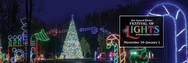 Tanglewood Festival Of Lights Parks U0026 Recreation Mncppc Md