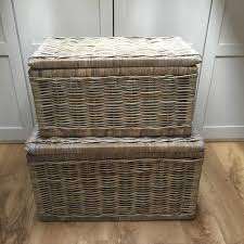 large baskets u2013 cowshed interiors