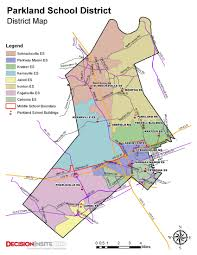 Bucks County Tax Map District Map
