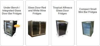 glass door bar fridge perth bar fridges sa bar fridges sa