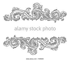 baroque ornament stock photos baroque ornament stock images alamy