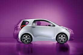 smart car pink frankfurt toyota iq concept u2013 mini prius anti smart