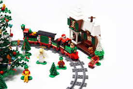 christmas holidays lego creations by orion pax