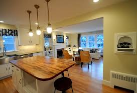 sopo cottage before and after the open floor plan