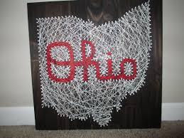 semidiy state nail and string art semidiy string art with