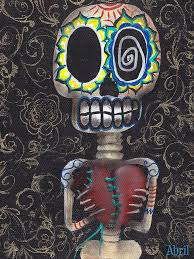 sugar skulls for sale sugar skull paintings america