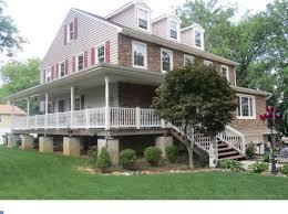 wrap around porch houses for sale wrap around porch bensalem estate bensalem pa homes for