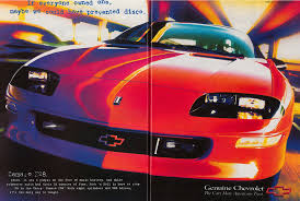 45 awesome vintage chevrolet camaro ads u2013 feature u2013 car and driver