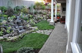 backyard garden ideas 25 exotic backyard landscape ideas slodive