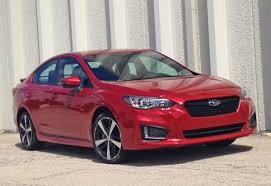 2017 subaru impreza sedan sport impreza drives value new styling cars nwitimes com