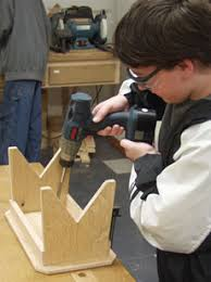kid u0027s woodworking project a small bench fine woodworking
