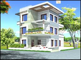 5 bedroom modern triplex 3 floor house design area 140 sq mts