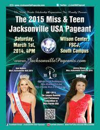 miss jacksonville usa pageant www jacksonvillepageants