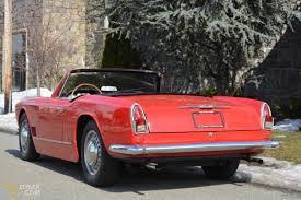 maserati spyder interior classic 1960 maserati 3500 vignale spyder cabriolet roadster for