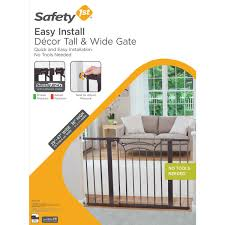 Extra Wide Pressure Fit Safety Gate