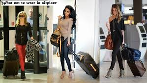 travel clothing images Clothes for air travel jpg