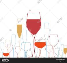 cocktail party vector bar menu vector u0026 photo bigstock