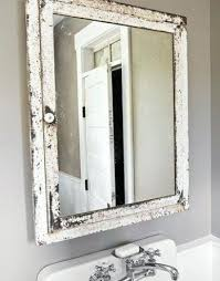 Vintage Bathroom Mirror 9 Solid Evidences Attending Vintage Bathroom Mirror Cabinet Is