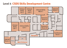 csds rooms and facilities