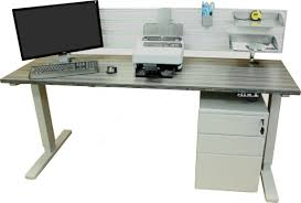 Height Adjustable Office Desks by Images Of Electronic Height Adjustable Sit Stand Desk