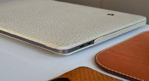 macbook pro case vaja macbook pro touch leather case gadget flow