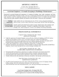 Plant Manager Resume 100 Facility Manager Resume Sample Hospitality Manager