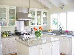 What Are The Best Kitchen Countertops - what are the best granite colors for white cabinets in modern kitchens