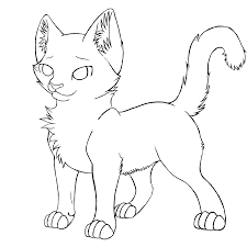 warrior cat coloring pages high quality coloring pages