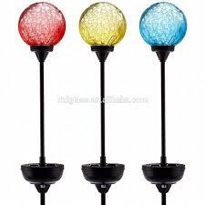 Cheap Gazing Balls Crackle Glass Balls Crackle Glass Balls Suppliers And