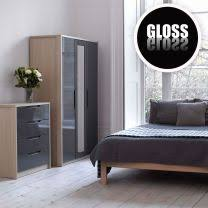 Bedroom Furniture White Gloss Furniture