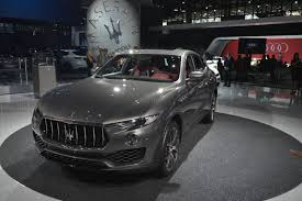 maserati 2017 price 2017 maserati levante priced from 54 335 in the uk gtspirit