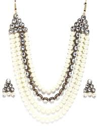 fashion pearls necklace images Zaveri pearls beautiful queens pearl necklace set jumkey fashion jpg