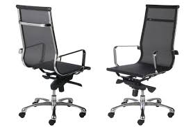 fauteuil de bureau confortable pour le dos fauteuil ergonomique dossier filet design fabios