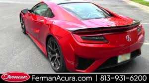 acura supercar 2017 2017 acura nsx test drive explore the features of this high end