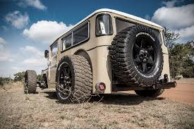 land cruiser fj40 south african tuning firm creates ultimate land cruiser fj40