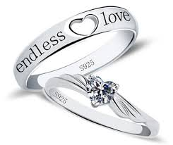 cheap promise rings for men matching promise rings for couples idream shop