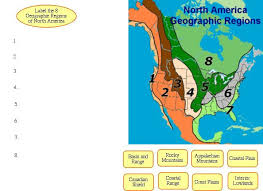 regions of us us geography geography map skills