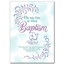 baptism cards on the day of your baptism baptism card isura ink