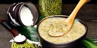 cara membuat bubur kacang ijo empuk resep praktis bubur kacang hijau legit menggigit enaknya kebangetan