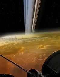 Saturn Meme - image of saturn s rings taken from the cassini spacecraft meme xyz
