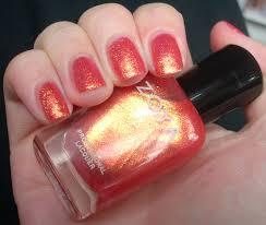 zoya rica nail polish review through the looking glass