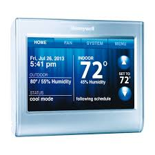 thermostats programmable u0026 digital thermostats at ace hardware