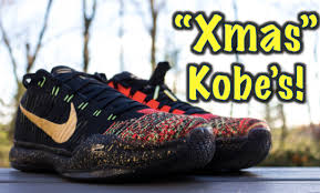 christmas kobes nike x elite low christmas review weartesters
