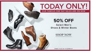 hudson bay s boots hudson s bay canada pre black friday 1 day sale today save 50